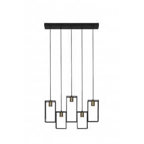 Suspension 5 lampes  MARLEY...