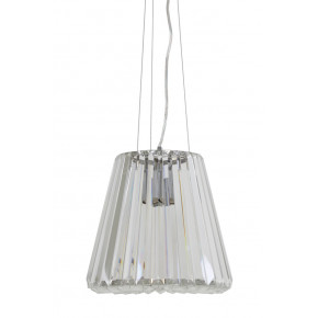 Suspension MADDOX verre clair