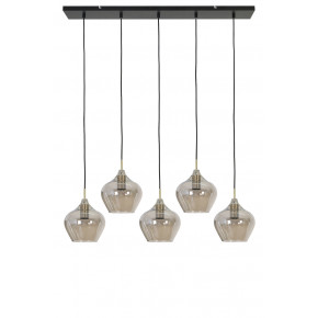 Suspension 5 Lampes RAKEL...